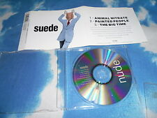 SUEDE - ANIMAL NITRATE UK MAXI CD SINGLE E.P W/RARE B-SIDES,