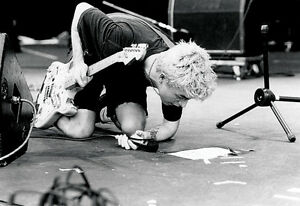 Green Day Poster, Live in Concert