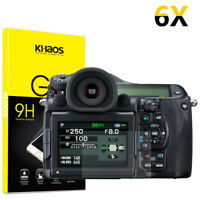 6-Pack Khaos For PENTAX 645Z Tempered Glass Screen Protector