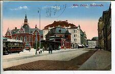 Erster Weltkrieg (1914-18) Ansichtskarten aus den ehemaligen deutschen Gebieten für Stempel