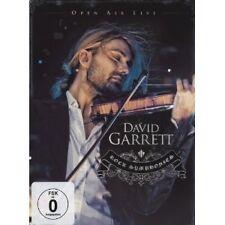 """DAVID GARRETT """"ROCK SINFONIEN OPEN AIR LIVE"""" 2 DVD NEU"""