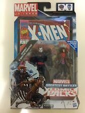 Marvel Universe Greatest Battles Comic Packs Gambit & Mister Sinister