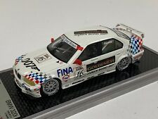 1/43 BBR  BMW 320i from 1995 BTCC Series James Bond  Golden Eye  Cecotto  A1023