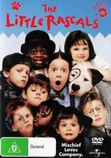 KIDS MOVIE  - THE LITTLE RASCALS - DVD - 1994 CLASSIC - REGION 4 AUSTRALIA
