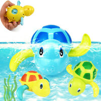 Bath Animals Toys Cute Baby Shower Kid Toy Water Tub Bathroom Playing Toy Gifts