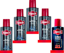 (2,00 € / 100ml) Alpecin - Shampoo 250ml A1 A2 A3 S1 C1 geg. Hair loss
