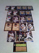 *****Ryan Braun*****  Lot of 21 cards.....9 DIFFERENT / DOB: 7-29-1980 / P