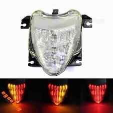 Motorcycle LED Brake Taillight Turn Signals For Suzuki Boulevard M109R 2006-2009