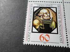 Germania Federale - 1980, Francobollo 884, Gotz Von Berlichingen, Nuovo