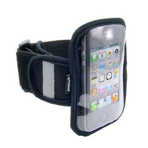 """ARKON Sports Workout SM-ARMBAND for iPhone and Smartphone up to 4"""" from US Selle"""