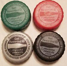 My Coke Rewards - 1001 caps. Unused points.