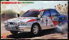 1992 Mitsubishi Galant VR 4  Safari Rallye 1:24 Hasegawa 20307 ltd.