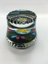 Paperweight Pretty Floral Perthshire Paperweights 34033 CP