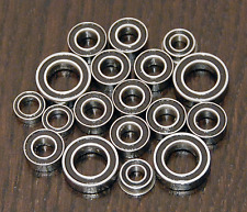 (18pcs) KYOSHO OPTIMA MID TURBO / OPTIMA MID CUSTOM Rubber Sealed Bearing Set