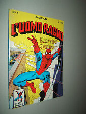 UOMO RAGNO STAR COMICS  RACCOLTA N. 1