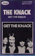 THE KNACK - GET THE KNACK -  1979 - MC Kassette