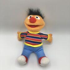 Sesame Street Ernie Plush Doll Soft Toy 10�