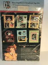 Mary Engelbreit Scrapbooking Lot Stamp Stickers The Queen Has Spoken Teacups