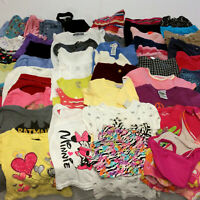 Huge Lot Girls Clothes Size 5-6 Childrens Kids Tops Pants Jeans Pajamas Clothing
