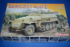 Dragon 7223 - Sd.Kfz. 251 Ausf. C scala 1/72