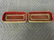 69 Impala Caprice SS 396 427 Tail Light Lenses 2