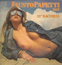 FAUSTO PAPETTI - 22a Raccolta - Durium
