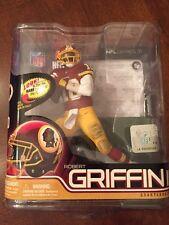 2012 Mcfarlane NFL Robert Griffin III, Series 31 Action Figure,Redskins, MISP