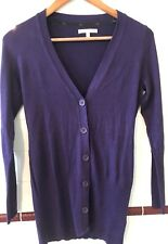 JAG STUNNING FITTED LIGHT CARDIGAN/TOP,SZ XS(6-8)PERFECT FOR SPRING RRP$109.95