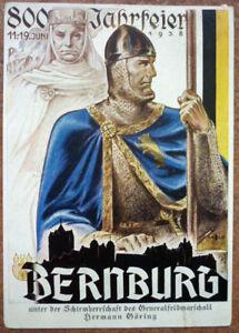 Postkarte, 800 Jahre Bernburg                                 (Art.3751)