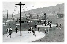 pt9830 - Denaby , Tom Hill Playground , Yorkshire - photograph