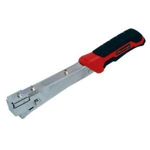 Heavy Duty Hammer Tacker / Stapler - Plus 3000 Staples