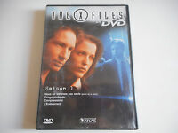DVD - THE X FILES SAISON 1 - ZONE 2