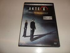 DVD  Akte X - Jenseits der Wahrheit