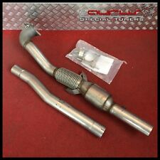 Downpipe + kat sportivo Scarico MILLTEK SSXAU200R Seat Leon 1P Cupra K1 2.0 TFSI
