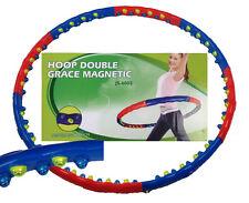 Hula Hoop Massage Reifen 1,45 kg  Magneten leicht abnemmen Bauchweg 6003