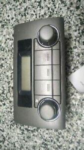 Rear Temperature/Heater/Ac A/C Control 2009 Highlander Sku#2381038