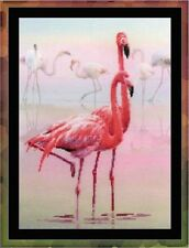 "Counted Cross Stitch Kit RIOLIS - ""Flamingo"""