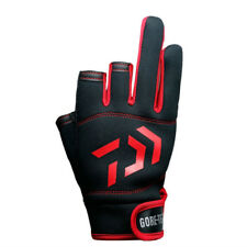 Top Quality Anti Slip DAIWA Fishing Gloves 4 Designs NEW Adjustable Size