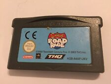 NINTENDO GAME BOY GAMEBOY ADVANCE GBA NGBA GIOCO CARTUCCIA THE SIMPSONS ROAD RAGE