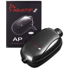 AQUATOP AP50+ AQUARIUM AIR PUMP - FOR UP TO 50 GALLON AQUARIUMS