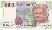 Italy 1000 Lire Bank Note***Collectors***