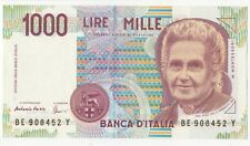 Italy 1000 Lire Bank Note | Bank Notes | Pennies2Pounds