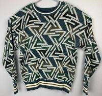 Towncraft Pullover Sweater Vintage Style Mens L Large