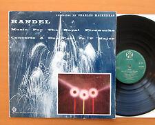CML 33005 Handel Music For The Royal Fireworks Charles Mackerras PYE Green Label