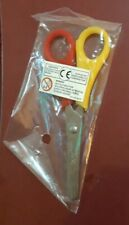 Children's Right Handed Scissors with Ruler Markings on blades NEW