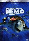 DISNEY DVD Alla ricerca di Nemo (2 dvd) prima edizione