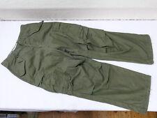 Original M65 US ARMY VIETNAM Feldhose Gr. S Trousers Cold Weather Pants Hose