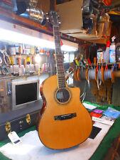 Larrivee LV-10 E Acoustic Guitar Rosewood Spruce Ebony Mint OC Warranty