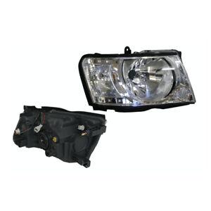 Headlight Right for Nissan Patrol GU 10/2004-05/2015