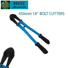 """Heavy Duty Bolt Cable Cutters Croppers Chain (450mm 18"""")"""